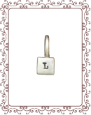 cubic bar 1-A:  small silver cubic bar